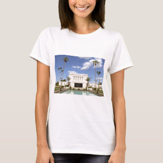 lds mesa arizona temple mormon picture T-Shirt