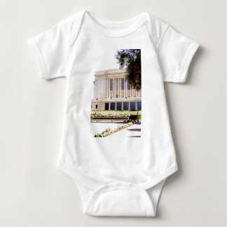 lds mormon mesa arizona temple picture baby bodysuit