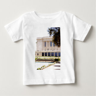 lds mormon mesa arizona temple picture baby T-Shirt