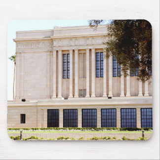 lds mormon mesa arizona temple picture mouse pad