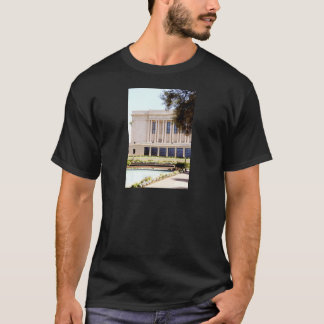 lds mormon mesa arizona temple picture T-Shirt