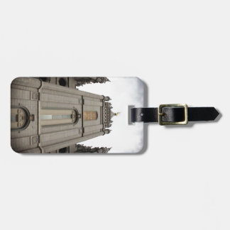 LDS Mormon Salt Lake City Temple photograph Luggage Tag