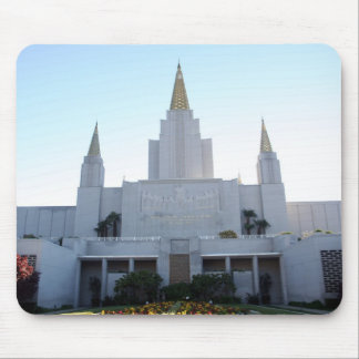 LDS Temple - Oakland, CA Mousepad
