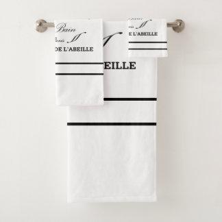 Le Bain Towel Collection