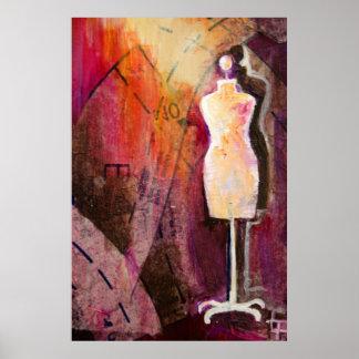 Le Beau Ideal - Canvas Print