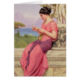 Le Billet Doux, 1913 Card