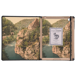 Le Cantal Auvergne Mountains France Cover For iPad