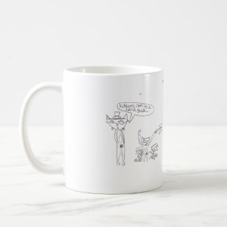 Le Cat Chat 005 Coffee Mug