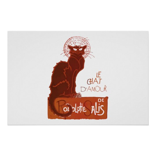 Le Chat D'Amour (v) Poster