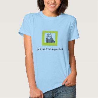 Le Chat Fâché produit pour femmes Shirt