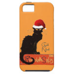 Le Chat Noel iPhone 5 Cover