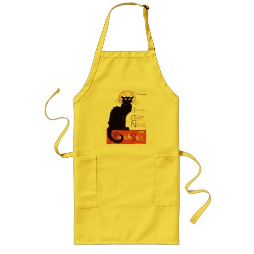 Le Chat Noir Aprons