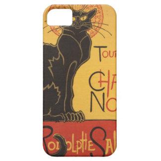 Le Chat Noir Art Print iPhone 5 Case