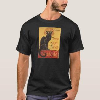 Le Chat Noir Art Print T-Shirt