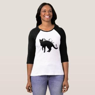 Le Chat Noir Black Cat French Shirt