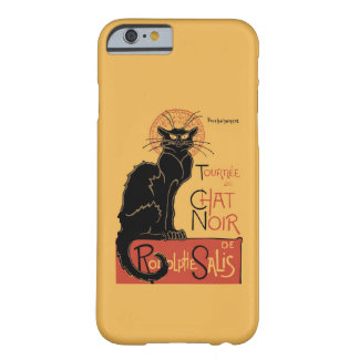 Le Chat Noir by Steinlen Barely There iPhone 6 Case