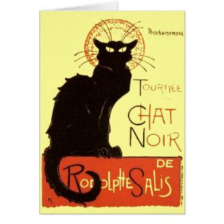 Le Chat Noir Card