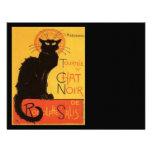 Le Chat Noir Invitation