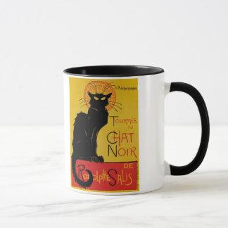 """""""Le chat noir"""" mug"""