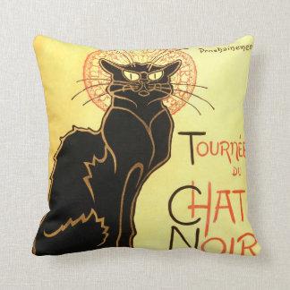 Le chat noir,Original billboard Cushion