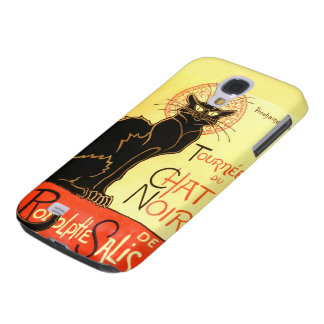 Le chat noir,Original billboard Samsung Galaxy S4 Covers