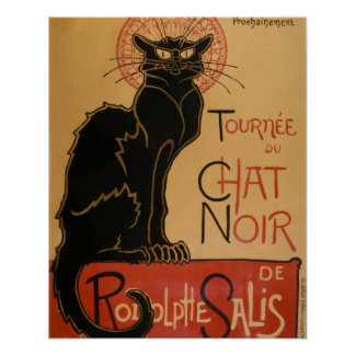 Le Chat Noir Original Poster