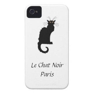 Le Chat Noir Paris iPhone Cover