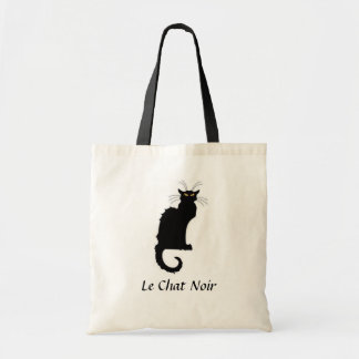 Le Chat Noir Small Tote Budget Tote Bag