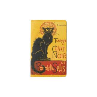 Le Chat Noir The Black Cat Pocket Moleskine Notebook