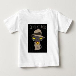 Le Chat Noir: Wesley Baby T-Shirt