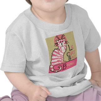 Le Chat Sac T-shirts