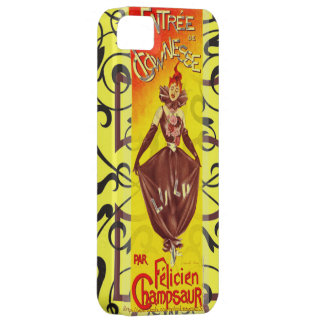 """""""Le Clowness"""" iPhone 5 Cover"""