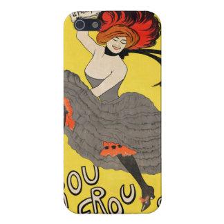 Le Frou Frou 20', Journal Humoristique iPhone 5 Cover