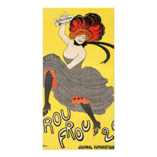 Le Frou Frou 20', Journal Humoristique Photo Cards
