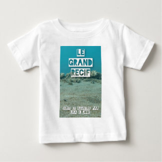 Le Grand Recif Cover Baby T-Shirt