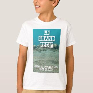 Le Grand Recif Cover T Shirts