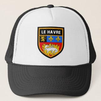 Le Havre Flag Trucker Hat