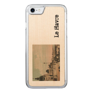 Le Havre Le Casino Marie-Christine replica 1908 Carved iPhone 8/7 Case