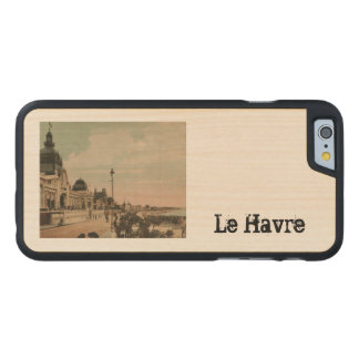 Le Havre Le Casino Marie-Christine replica 1908 Carved® Maple iPhone 6 Slim Case