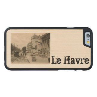Le Havre - Le Palais de justice Carved® Maple iPhone 6 Slim Case