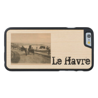 LE HAVRE - Sainte Adresse - Boulevard Felix Foure Carved® Maple iPhone 6 Slim Case