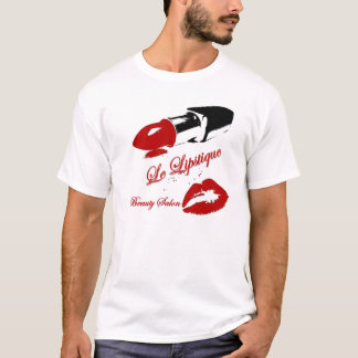 Le Lipstique Beauty Salon T-Shirt