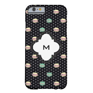 Le Macaron polkadot Barely There iPhone 6 Case