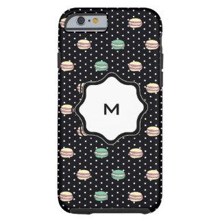 Le Macaron polkadot Tough iPhone 6 Case