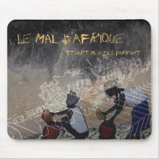 Le malbak, Le Mal D'Afrique, Stuart Menzies Far... Mouse Pad