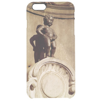 Le Mannequin Pis, 1619 Clear iPhone 6 Plus Case