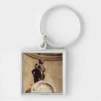 Le Mannequin Pis, 1619 Keychain