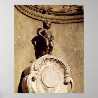 Le Mannequin Pis, 1619 Posters