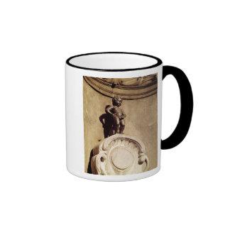 Le Mannequin Pis, 1619 Ringer Mug