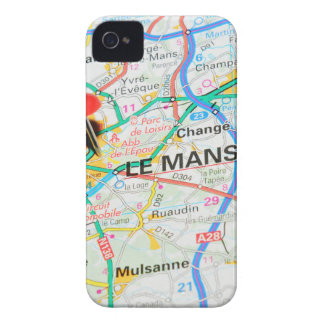 Le Mans, France iPhone 4 Covers